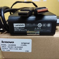 Adaptor Lenovo Yoga Ultra Book 20V 3.25A