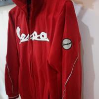 Jaket Original Vespa - Merah