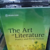 The At Of Literature Poetry And Prose Fiction-Kadek Sonia