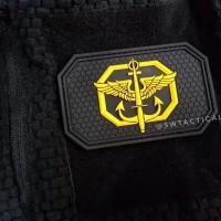 KOPASSUS 3D PVC Logo Patch