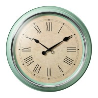 IKEA SKOVEL Wall Clock / Jam Dinding D=59 cm