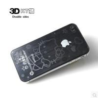 Set Anti-Gores / Pelindung Layar iPhone 5/5S/5C Motif Hello Kitty