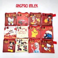 Jual Angpao Imlek ( Amplop Chinese New Year ) Ang Pao Sin Cia Tahun Baru Murah