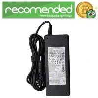 AC Adaptor Power Supply 19V 4.74A Pin Central - Hitam