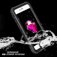 Case/Casing Anti/Tahan Air iPhone 5/5s/SE Lifeproof Redpepper Touch ID