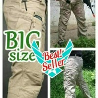 JUMBO BIG Celana Blackhawk Tactical outdoor size besar Pria Army