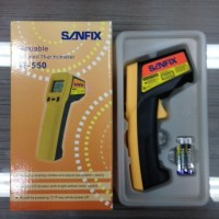 Termometer Infrared Sanfix IT-550N IT-550 Limited