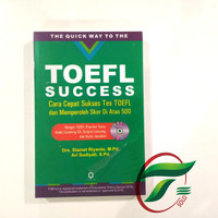 THE QUICK WAY TO THE TOEFL SUCCESS