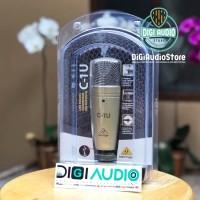 BEHRINGER C-1U USB STUDIO CONDENSER MICROPHONE MIC RECORDING CONDENSOR