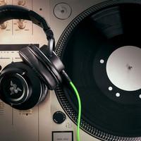 Headphone Game Headset Razer Adaro DJ