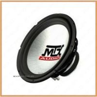 "MTX T4512-44 12"" Thunder 4500 Subwoofer, 450 W Rms, Dual Voice Coil"
