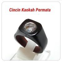 CINCIN KAOKAH MODEL TERKINI PERMATA AMERICAN DIAMOND TUNGGAL. KEREN