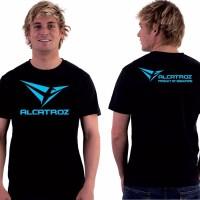 Alcatroz T-shirt |Baju|Lengan Pendek|Kaos| Jersey