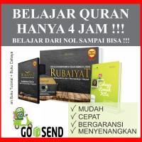 Metode Rubaiyat Cara Mudah Belajar Al-Qur'an, 4 Jam Bisa Baca Al-Quran