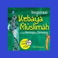 Inspirasi Kebaya Muslimah untuk Remaja dan Dewasa - Eri Rohaya