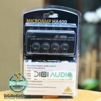 BEHRINGER HA400 [ HA 400 ] Headphone Amplifier for Studio & Live Stage