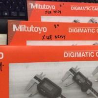 """12"""" Sigma Digital Mitutoyo Digital Vernier Caliper 300mm 500-193"""