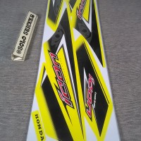 Striping Sticker Variasi Beat CW-Beat Karbu Icon Mata -6