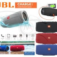 JBL Charge 3 Bluetooth Speaker Waterproof Portable Outdoor Subwoofer