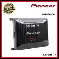 Power Pioneer Gm-d8604 / Amplifier Pioneer 4 Channel Gm d8604 Pioneer