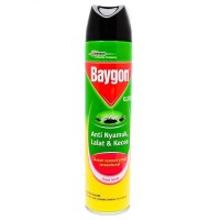 Baygon aerosol 600ml+20% PROMO