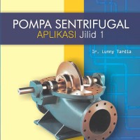 Pompa Sentrifugal Teori & Desain Jilid 1