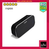 Rapoo A500 NFC Bluetooth Portable Speaker - Black