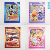 Buku aktivitas Disney Seek and Find / activity book TK A-B