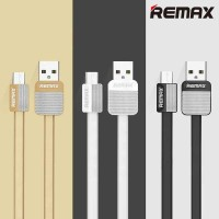 A11838 Remax Metal Platinum Fast Charging Cable For Iphone & Micro USB
