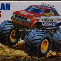 Tamiya Mini 4WD Nissan King Cab Jr. (Big Foot) 17007