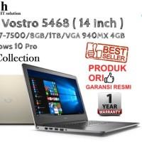 DELL Vostro 5468 ( 14 Inch ) Core i7-7500U PREMIUM Win10PRO