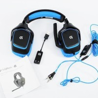 Headset gaming Logitech G430 original Limited
