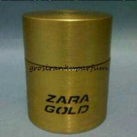 Parfum Original 100% Zara Man Gold EDT 100 Ml ~ No Box
