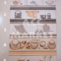 List Keramik 8 x 25 cm Lis Plint Kramik Kamar Mandi Dapur Lantai Ubin