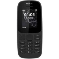 HP Nokia 105 Dual Simcard Neo 2017 Baru Garansi Resmi Nokia