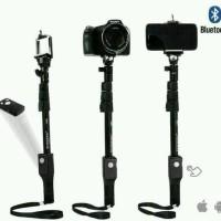 NEW ARRIVAL Monopod Tongsis Yunteng YT-1288 Tomsis Shutter Bluetooth