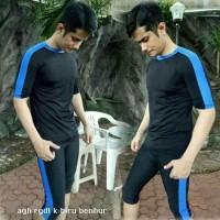 SPESIAL baju renang muslim dewasa pria XXXL