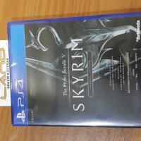 (Dijamin) The Elder Scrolls V Skyrim Special Edition PS4