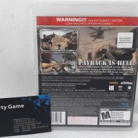 (Sale) PS3 SOLDIER OF FORTUNER PAYBACK REG 1 USED