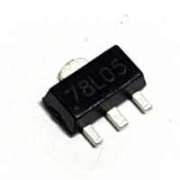 IC Regulator 5V 78L05 LM7805 SMD SOT-89
