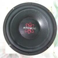 Subwoofer Atomic Speaker 50 Oz Made In USA