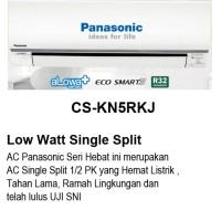 AC Panasonic 1/2 PK CS-KN5RKJ LOw Watt + Eco Smart + Alowa Plus