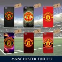 Custom Case Manchester United MU Hp Handphone Iphone Samsung Oppo A53