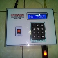 Bel Otomatis Edtronics Berbicara ESB Talk MP3 MicroSD
