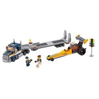 Lego Bela Urban Mobil Balap dan Truk 10650