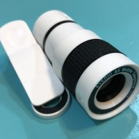Lensa Telescope/Teleskop Zoom 8X HP/Smartphone