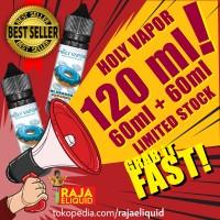 100ml Premium Eliquid HolyVapor Doughnut 3mg for VAPE COIL RDA RTA RBA