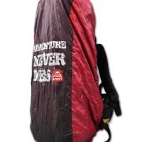 Coverbag Avtech atau Raincover bag pelindung tas Carrier 50-60 Lt