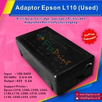Adaptor Power Supply Epson L310 L360 L220 L565 L120 L110 Cabutan