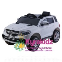 KYRAKIDZ Mainan Mobil Aki Mercedes GLE 63 Paket JADETABEK